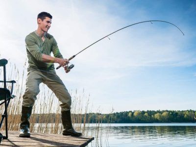 why is fishing great for you